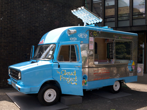 the Cloud Project Van