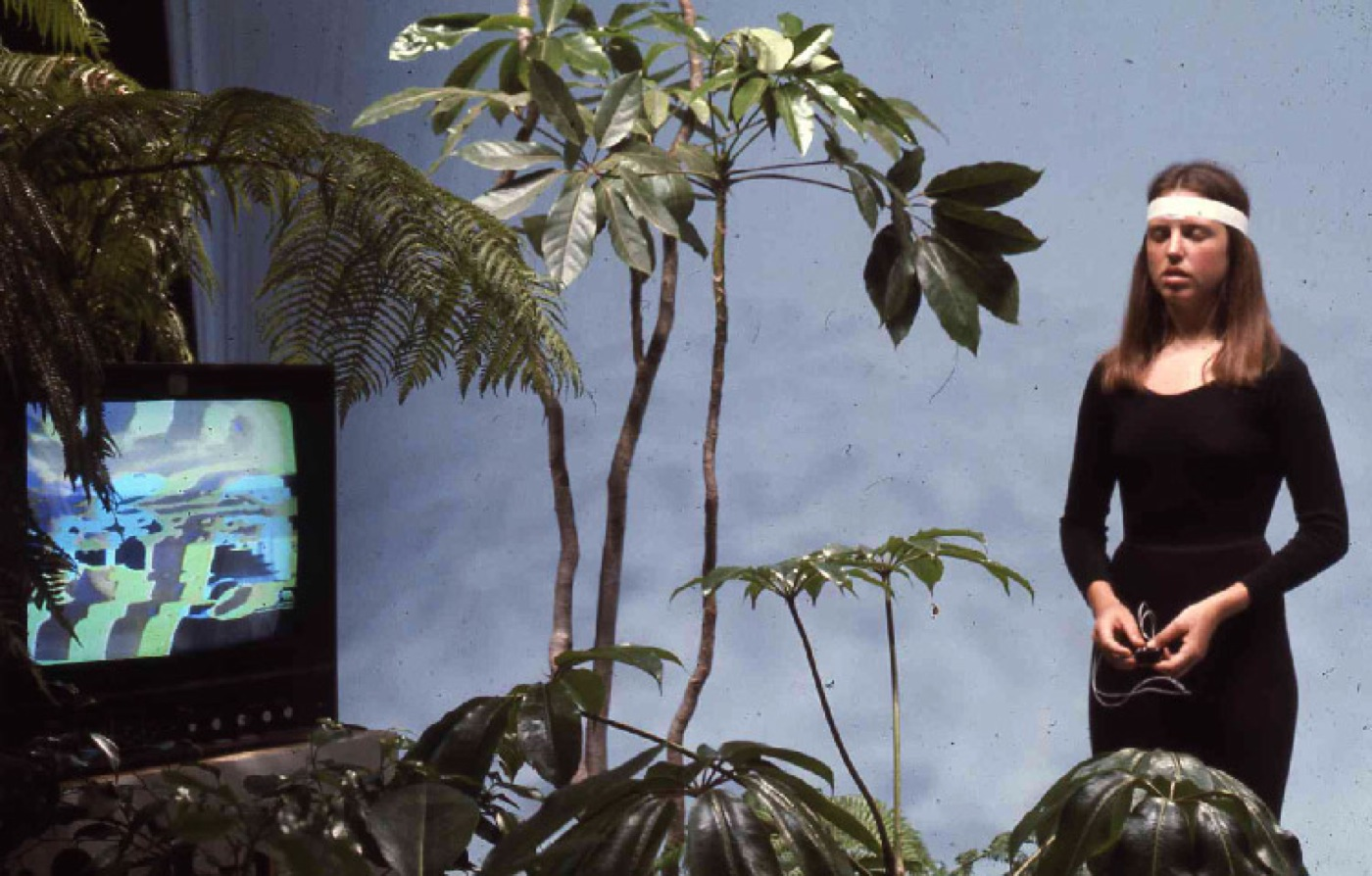 Brainwave and plant music from The Secret Life of Plants, 1976.